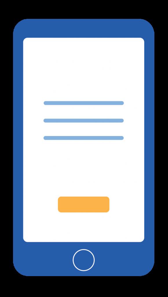 mobile app development illustration